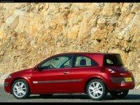 Pellicole auto Renault megane(2002 - 2008 3 porte)