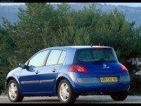 Pellicole auto Renault megane(2002 - 2008 5 porte)