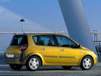 Pellicole auto Renault megane(2003 - 2008 scenic)