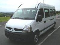 Pellicole auto Renault master(2002 - 2007 )