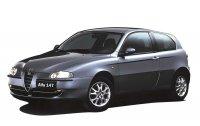 Pellicole auto ALFA ROMEO 147(2007 - 2010 3 porte HATCHBACK)