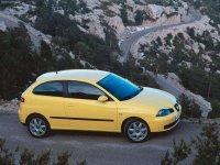 Pellicole auto Seat Ibiza(2002 - 2006 3 porte)