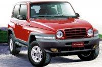 Pellicole auto Ssangyong korando(1999 - 2005 3 porte)