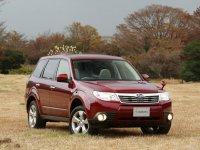 Pellicole auto Subaru forester(2009 - 2010 )