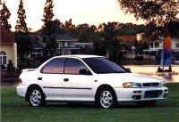 Pellicole auto Subaru impreza(1993 - 2001 4 porte)