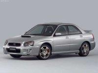 Pellicole auto Subaru impreza(2001 - 2006 )