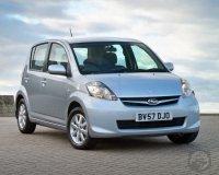 Pellicole auto Subaru justy(2007 - 2008 5 porte)