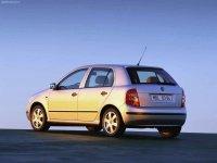 Pellicole auto skoda fabia(2000 hatchback)