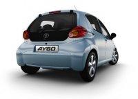Pellicole auto toyota aygo(2005 - 2006 )