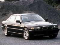 Pellicole auto BMW SERIE 7(1994 - 2001 BERLINE L)
