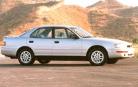 Pellicole auto toyota camry(1992 - 1996 saloon)