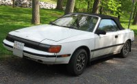 Pellicole auto toyota celica(1986 - 1989 )