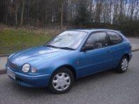 Pellicole auto toyota corolla(1998 - 2002 5 porte)