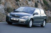 Pellicole auto toyota corolla(2002 - 2006 3 porte)