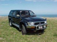 Pellicole auto toyota hi-lux(1997 - 2004 surf)