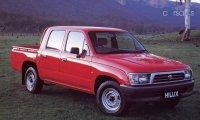 Pellicole auto toyota hi-lux(1998 - 2005 utility)