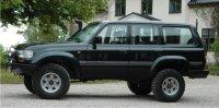 Pellicole auto toyota land cruiser(1991 - 1997 HDJ)