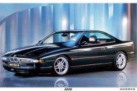 Pellicole auto BMW SERIE 8(1991 - 1997 BERLINE)