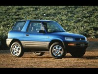 Pellicole auto toyota RAV 4(1994 - 2000 3 porte)