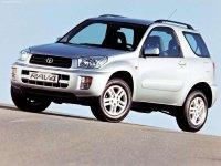 Pellicole auto toyota RAV 4(2000 - 2005 3 porte)