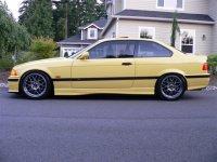 Pellicole auto BMW M3(1997 - 1998 SALOON)