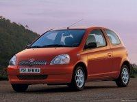 Pellicole auto toyota yaris(1999 - 2004 3 porte)