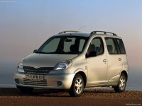 Pellicole auto toyota yaris(2000 - 2006 verso)