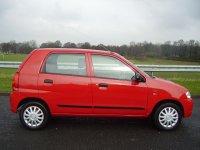 Pellicole auto Suzuki Alto(2003 - 2006 5 porte)