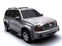 Pellicole auto Suzuki gran vitara(2002 - 2006 xl-7)