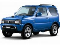 Pellicole auto Suzuki jimmy(2006 - 2007 )