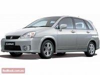 Pellicole auto Suzuki liana(2006 - 2007 sw)