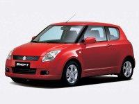 Pellicole auto Suzuki swift(2005 - 2006 3 porte)