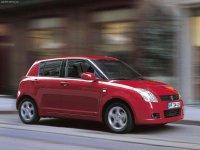 Pellicole auto Suzuki swift(2005 - 2006 5 porte)
