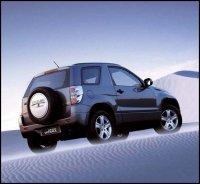 Pellicole auto Suzuki vitara(2006 2 porte)