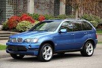 Pellicole auto BMW X5(2001 - 2006 )