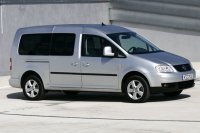 Pellicole auto vw caddy(2008 - 2010 maxi)